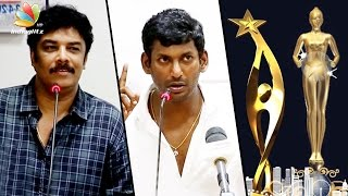 Vishal Team's First Press meet : Producer Council will conduct Cinema Award | Sundar C