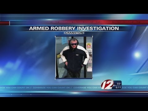 Cranston Armed Robbery