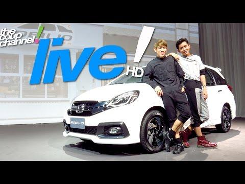 The Coup Channel : เปิดตัว/เจาะลึก NEW Honda Mobilio (MUV 7 ที่นั่ง)