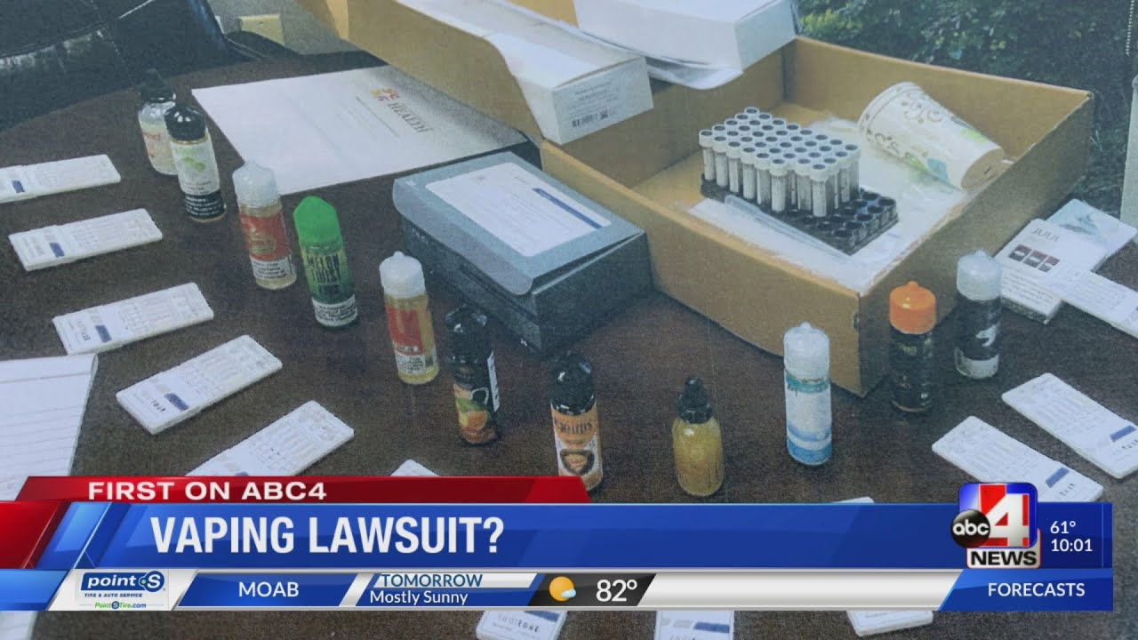 E-Liquid Manufacturers warn Rep. Ray of a future lawsuit