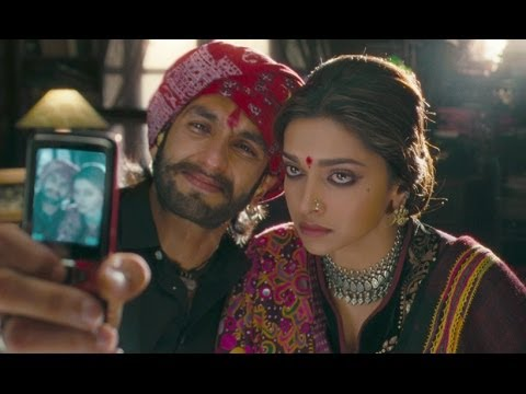Classic scene betweeen Deepika & Ranveer - Goliyon Ki Rasleela Ram-leela Travel Video
