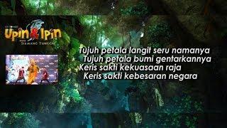 Fakhrul Razi Keris Sakti Lyric MV OST Keris Siamang Tunggal