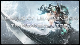 [ITA-GUIDA] TRYNDAMERE VS WUKONG - TRYNDAMERE TOP - League Of Legends