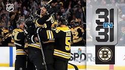 31 in 31: Boston Bruins 2019-20 Season Preview | Prediction