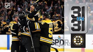 31 in 31: Boston Bruins 2019-20 Season Preview | Prediction