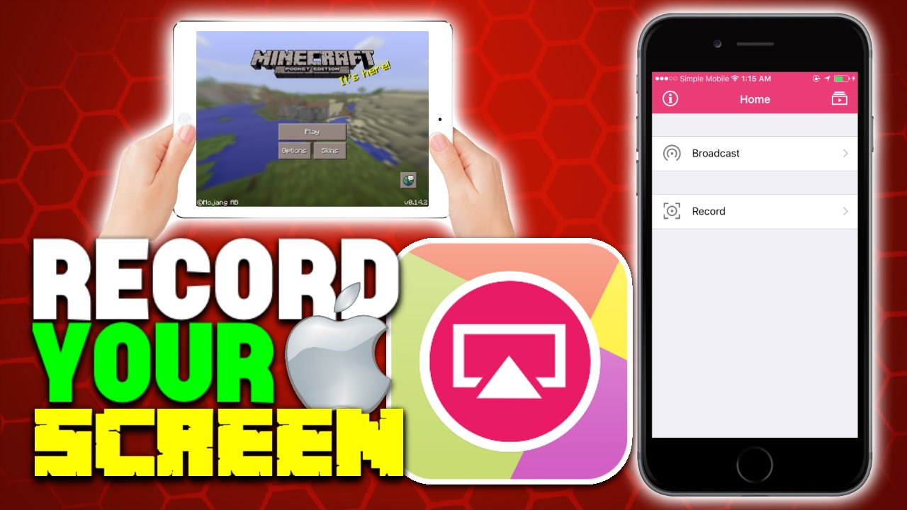 how to record iphone screen free how to record your iphone screen without jailbreak 7570