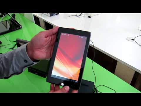 Acer Iconia Tab A100 und Acer Iconia Smart - IFA 2011 Hands-On - androidnext.de