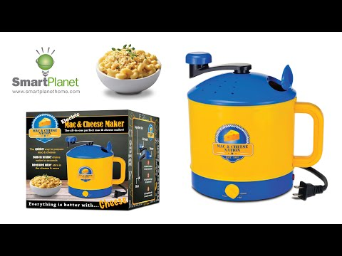 SMART PLANET MAC N CHEESE MAKER MAC-1E