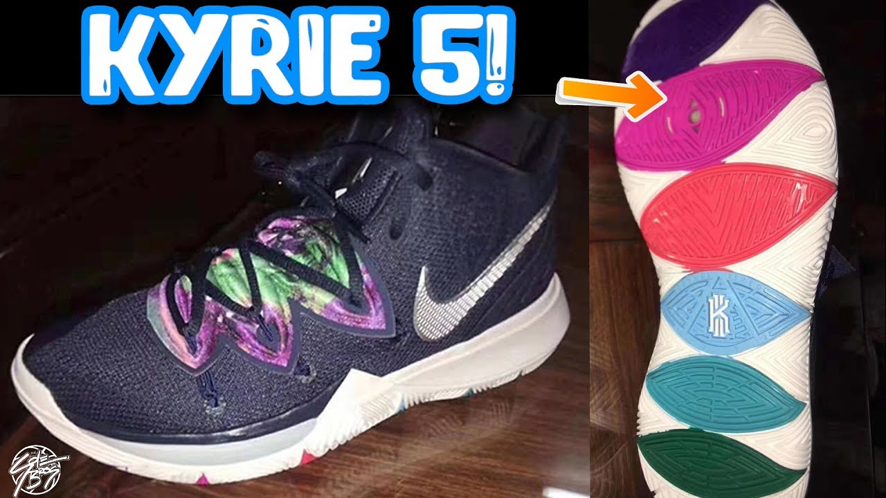 best website d8335 25834 Nike Kyrie 5 LEAK! Initial Thoughts!