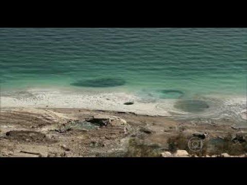 MISTÉRIOS DAS ÁGUAS EM ISRAEL - FIM DO MUNDO -