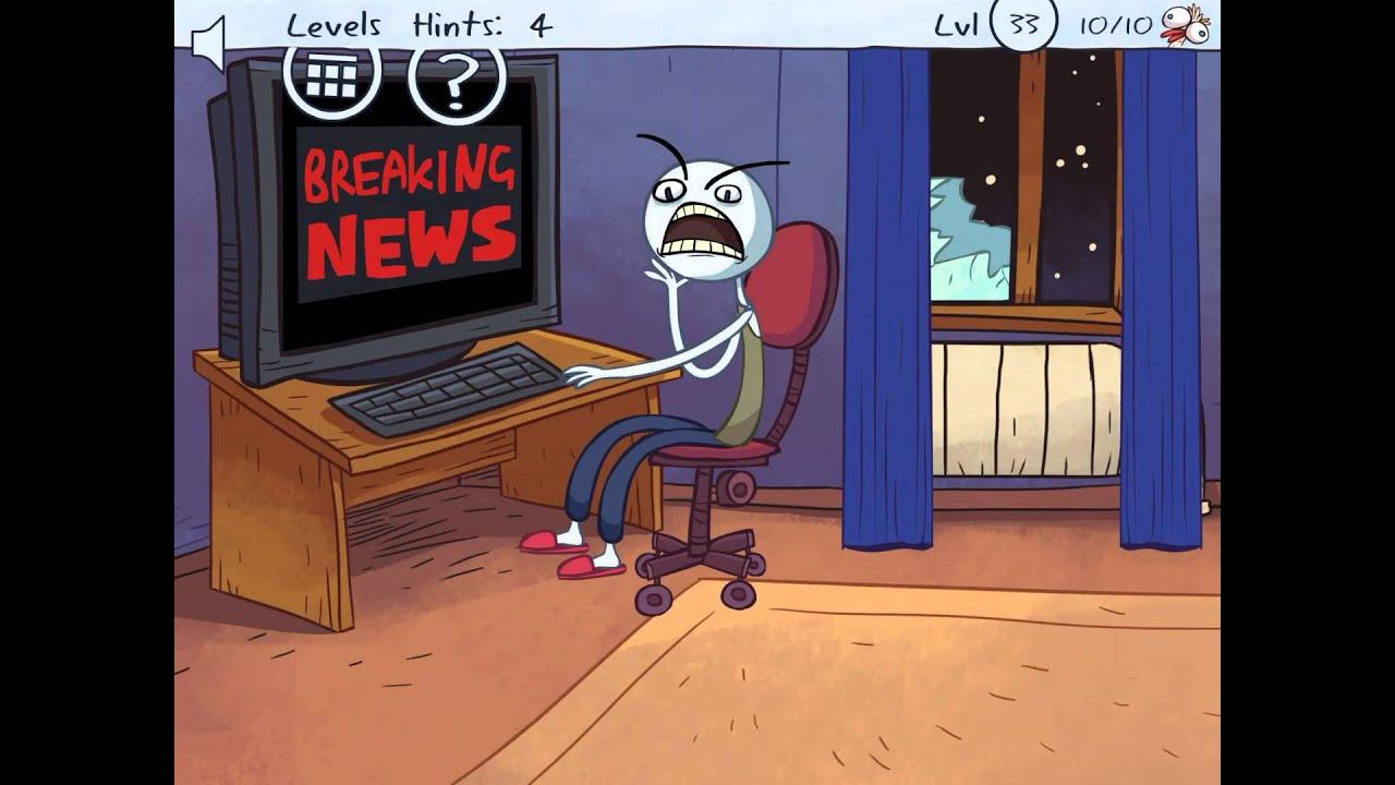 maxresdefault troll face quest video memes level 33 walkthrough youtube,Trollface Quest Meme