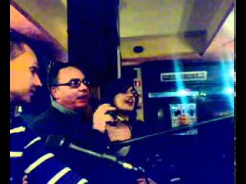 liberty karaoke pub castel volturno.flv