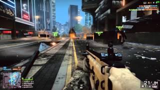 Battlefield 4 PC 2560x1600 Max Settings
