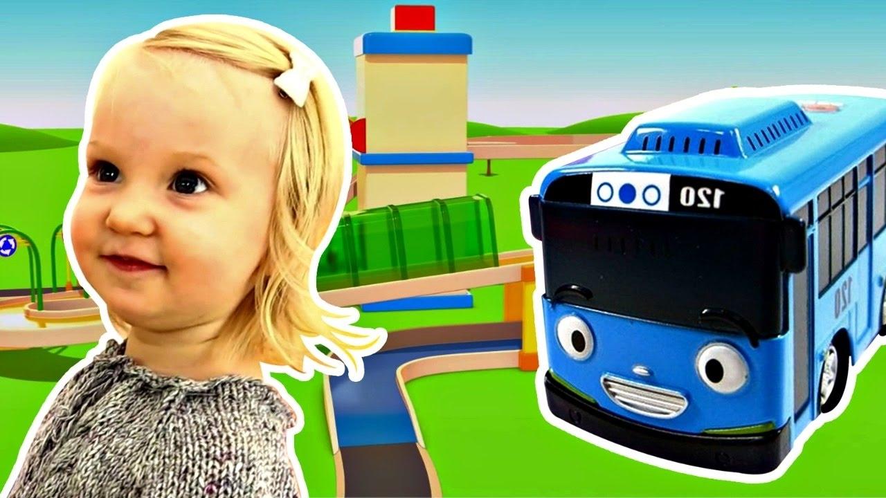 Cartoni educativi per bambini da giocattoli