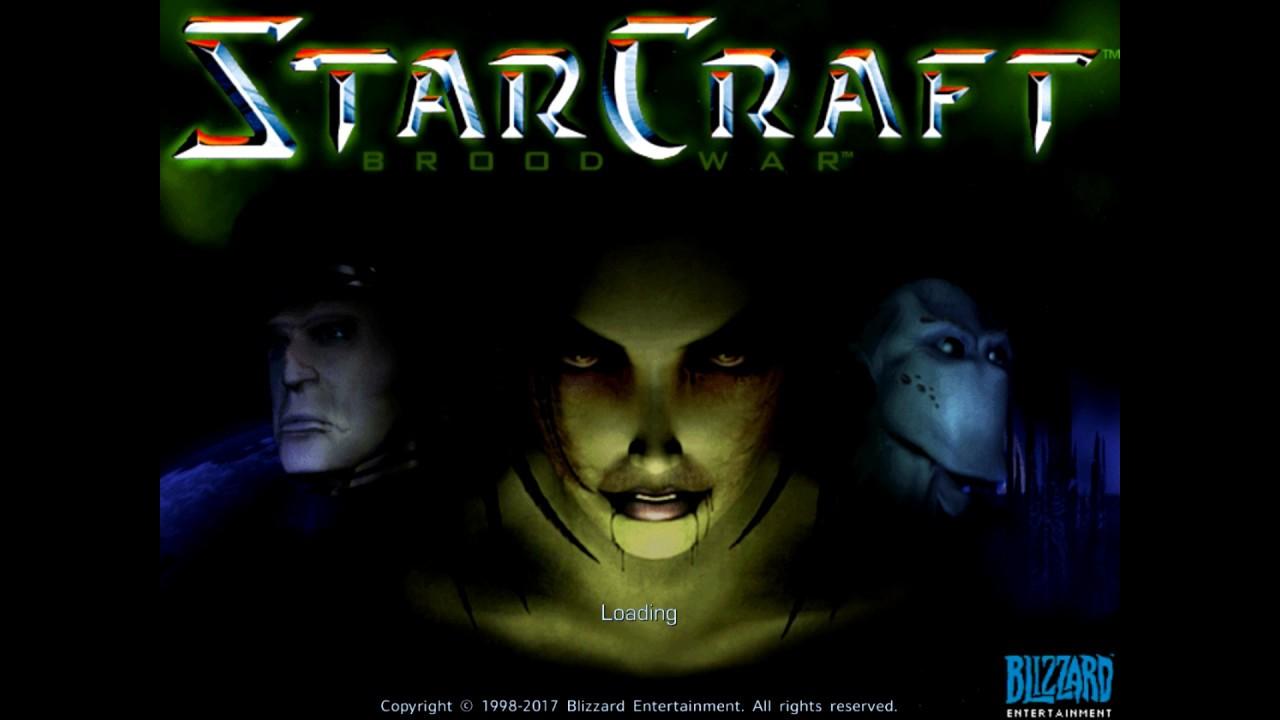 StarCraft Anthology-StarCraft-StarCraft: Brood War Gameplay Patch 1 18-Free  release