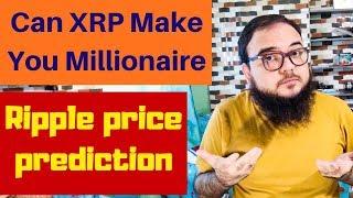 क्या Ripple आपको करोड़पति बना सकता है - Xrapid explained - (XRP) Ripple price prediction -