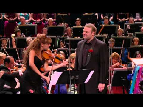 Leoncavallo - Mattinata (Last Night of the Proms 2012)