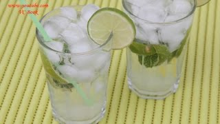 Коктейль Мохито - алкогольный и безалкогольный