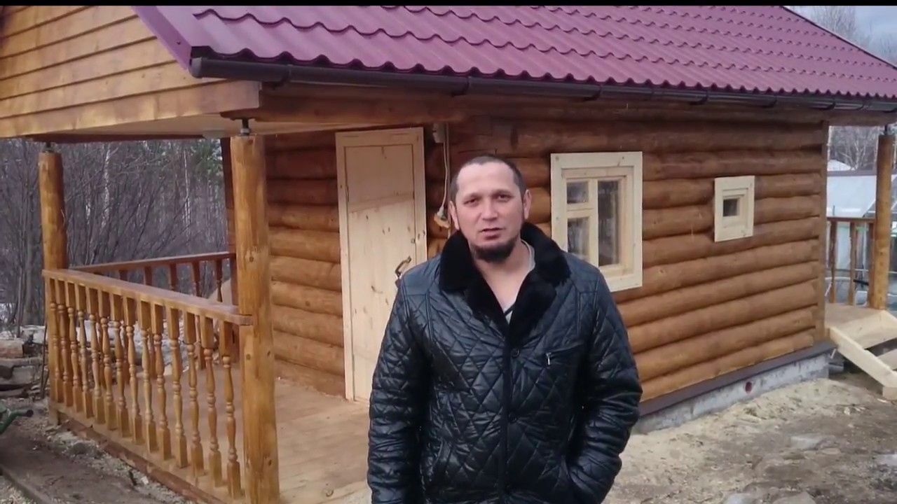 Купить баню Екатеринбург - YouTube