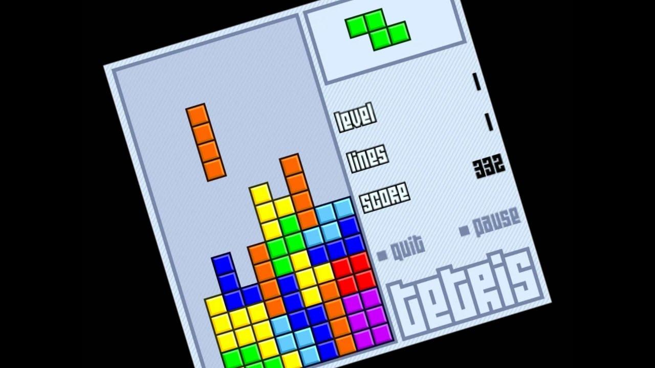 Happy tetris hardcore