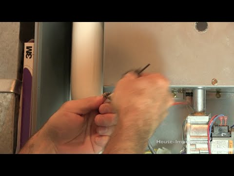 How To Clean Your Furnace Flame Sensor