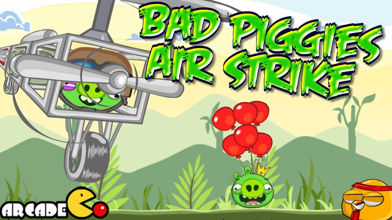 Bad Piggies Online game hs arrived at GoGy, the free games ...
