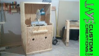 ibuildit.ca Miter Saw Station Video 5 - 035