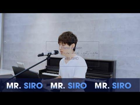 Mới Mẻ Nào Cũng Ngọt Ngào | Mr. Siro | Piano Version