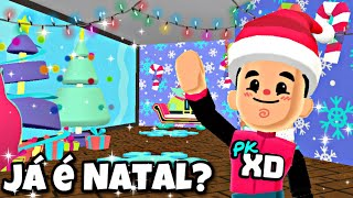 PK XD JÁ CHEGOU O NATAL!? PETER TOYS