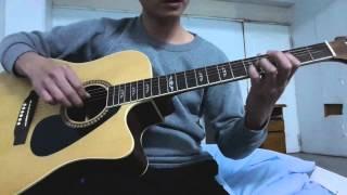 Tình ca quê hương Guitar Cover