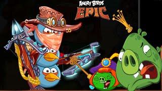 Angry Birds Epic: New Blue Birds Class Treasure Hunters - Cash Spending