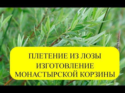 Монастырская корзина
