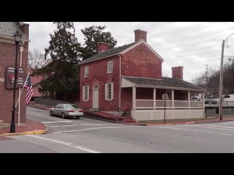 Discover Greeneville - Andrew Johnson National Historic Site
