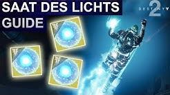 Destiny 2 Forsaken: Saat des Lichts & Fokus freischalten Guide (Deutsch/German)