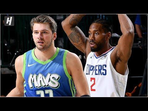 Los Angeles Clippers vs Dallas Mavericks – Full Game Highlights   November 26, 2019 NBA Season