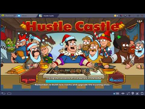 Boozy Gaming: Hustle Castle Arena (5-85) Match #1