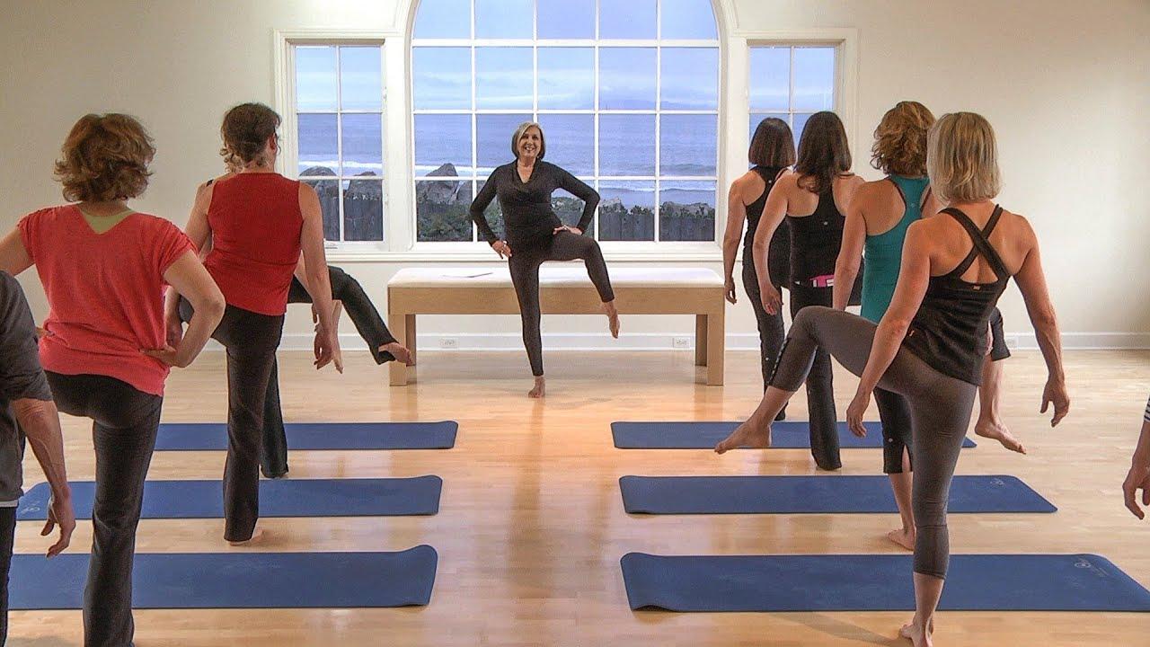 Kathy Corey Pilates Mat Exercises for Scoliosis