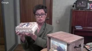декупаж Екатерина Васильева