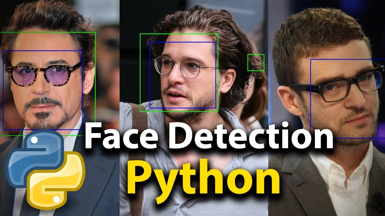 Build Real Time AI Face Detection with Python for Beginners (Tutorial)