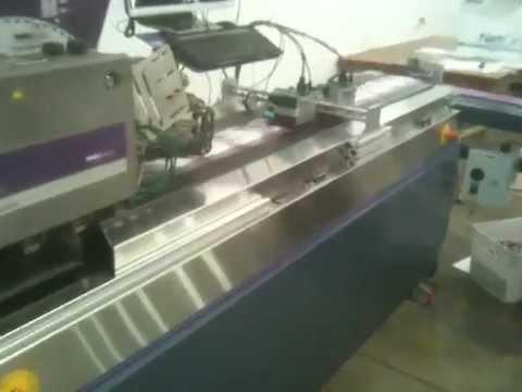 High speed inkjet from Trimatt Systems - Melbourne Australia
