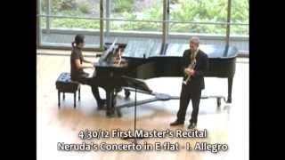 Download Neruda: Trumpet Concerto in E-flat (1st and 2nd Movements) MP3 song and Music Video