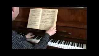 Урок пианино № 59. Учимся играть Моцарта на пианино. Соната № 7 До мажор. Часть 2