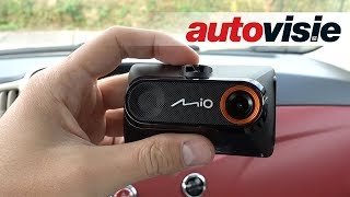 Voor u getest: Mio MiVue 785 Dashcam - Autovisie Vlog