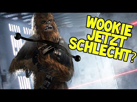 Ist der Wookie Krieger jetzt SCHLECHT? | Star Wars Battlefront 2 Multiplayer (Xbox One X)