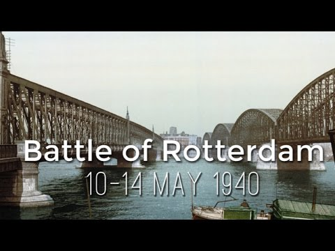 Battle of Rotterdam (1940)