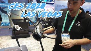 CES 2020 & drones