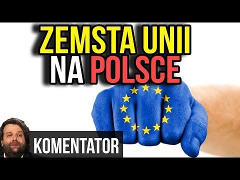 STAŁO SIĘ! – Unia Mści się na Polsce i Węgrzech - Pierwsze SANKCJE DLA POLSKI