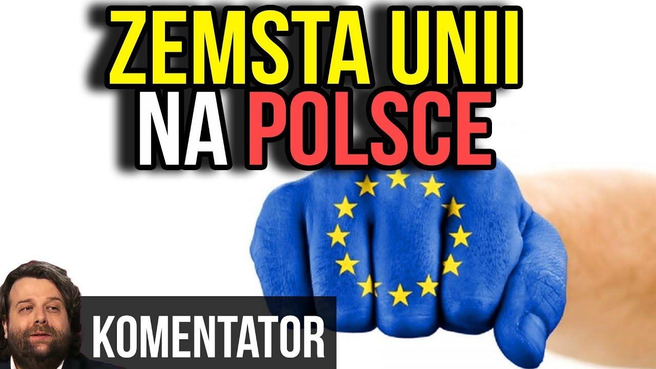 STAŁO SIĘ! – Unia Mści się na Polsce i Węgrzech – Pierwsze SANKCJE DLA POLSKI