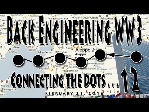Back Engineering WW3  Connecting the Dots 12  Sunday Gathering 2-21-16