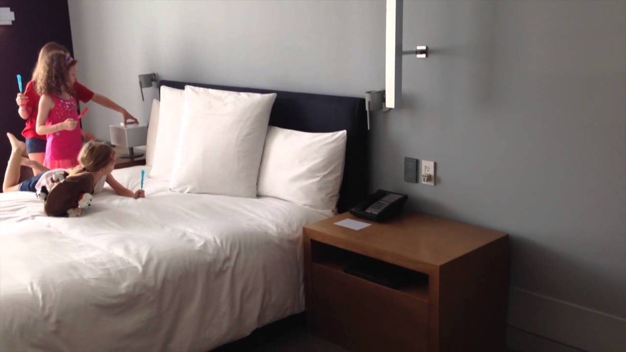 New York Hotels With 2 Bedroom Suites Andaz 5th Avenue New York Two Bedroom Suite Review Youtube